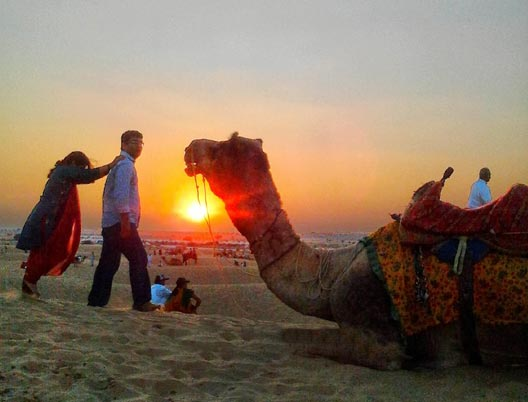 Delhi to Rajasthan Tour Packages