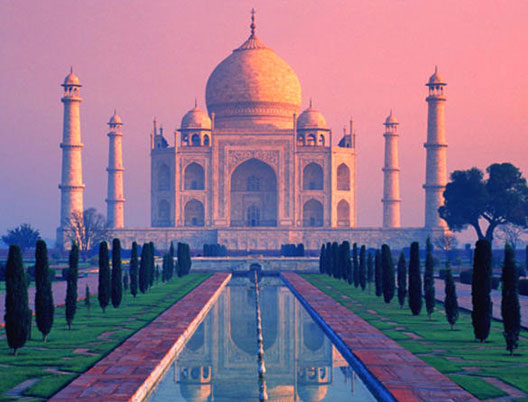 Taj Mahal Agra Tour Packages From in Delhi